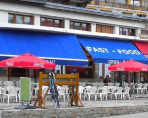 Croq 39 burger restaurants de la station de ski de tignes - Office de tourisme de tignes ...